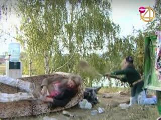 Смотри Наша Russia на ТНТ4!