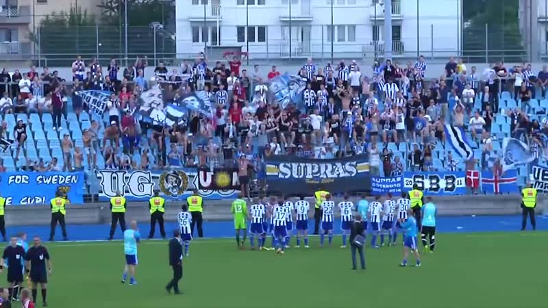 Europa League 2014 15 Fola Esch 0 2 IFK Göteborg