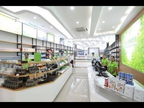 Открытие супермаркета компании Greenleaf