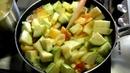 Что приготовить из кабачков.Макароны с кабачками.Быстрое летнее блюдо.