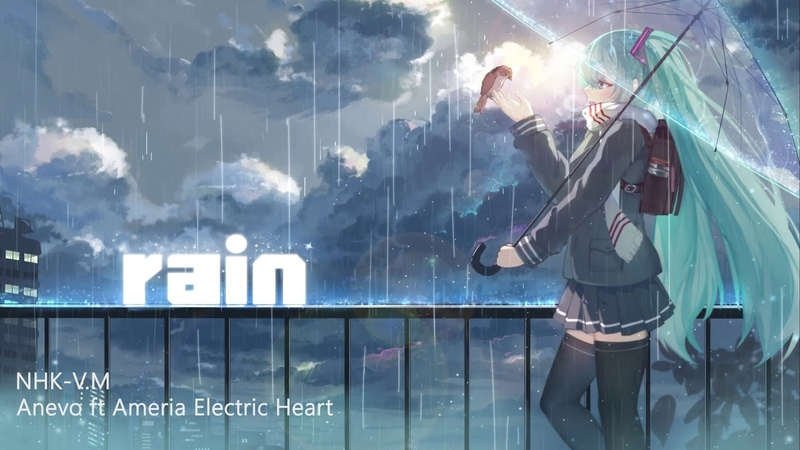 Anevo ft Ameria Electric Heart