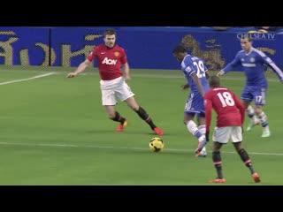 Хет-трик Это'О в ворота Манчестер Юнайтед