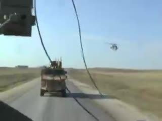 Вертолеты Ми-35 и Ми-8 ВКС РФ в Сирии.