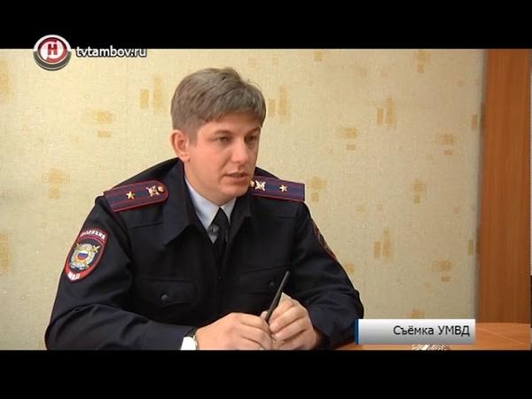 В Кирсановском районе задержали серийных грабителей