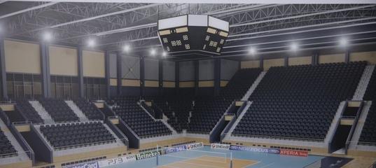 Проект волейбольного центра к ЧМ-2022 в Ярославле пройдет экспертизу в 2019 году