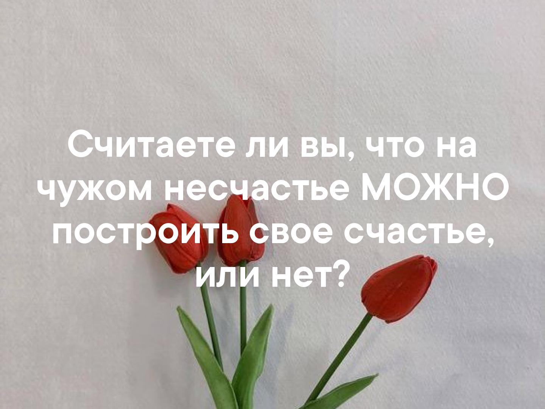 кажется, фото на чужом несчастье счастья не построишь цветы используются для
