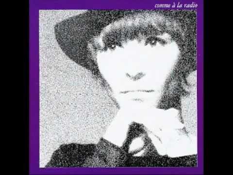 Brigitte Fontaine Comme à la radio version anglaise English version