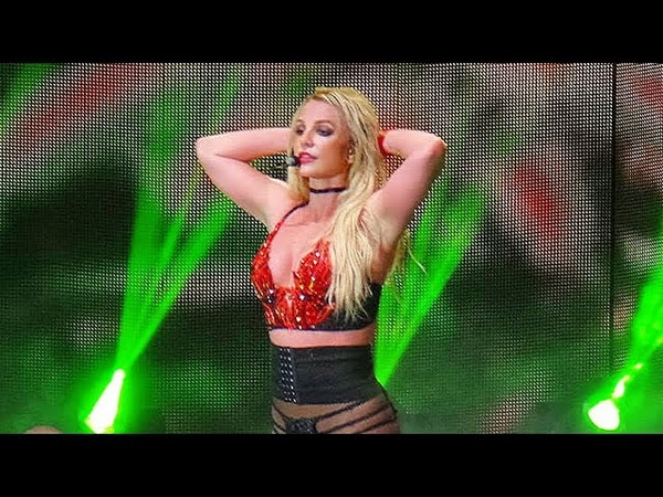 Britney Spears - Toxic (Live @ Piece Of Me Tour - 2019 Edit)