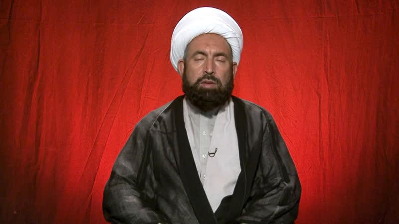 Agha Sheikh Mirza Husain Sabiri 1441 Ramazan 21 = 2020 05 14 Majlis Shahdat E Imam Ali A S