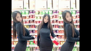 Asian busty beauties with beautiful faces and sexy bodies