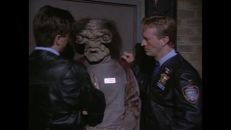6 серия Time to Kill Космический полицейский участок