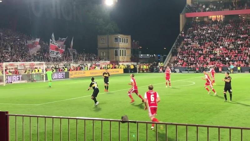 1.FC Union Berlin- VfB Stuttgart Relegation 2018/2019 Fan Highlight - Der Aufstieg UNVEU