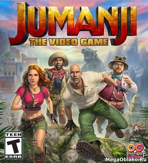 Jumanji: The Video Game (2019) PC | RePack от SpaceX