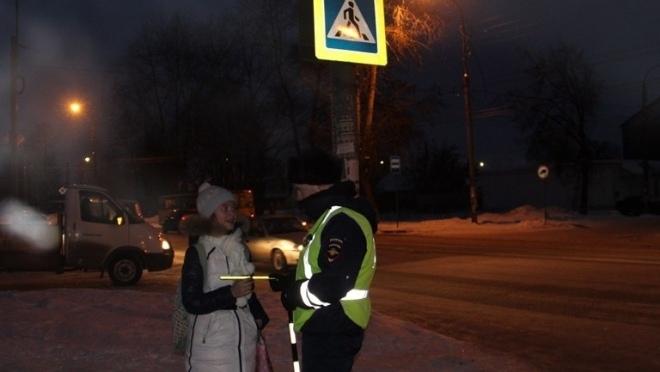 В Марий Эл за 4 дня сотрудники ГИБДД наказали 360 пешеходов-нарушителей