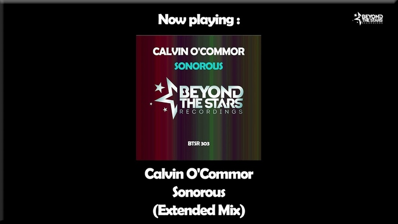 Calvin O'Commor Sonorous Beyond The Stars Recordings