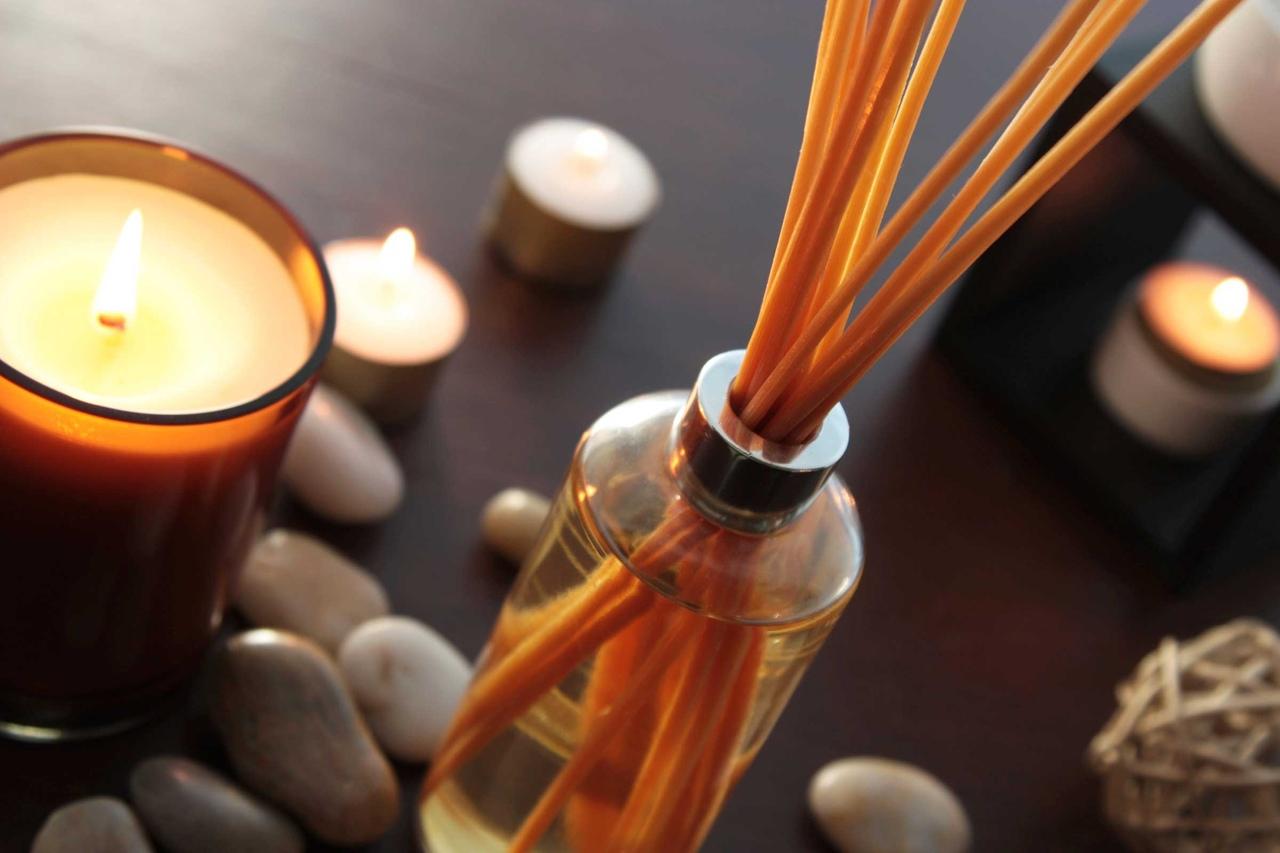 свечи и благовония