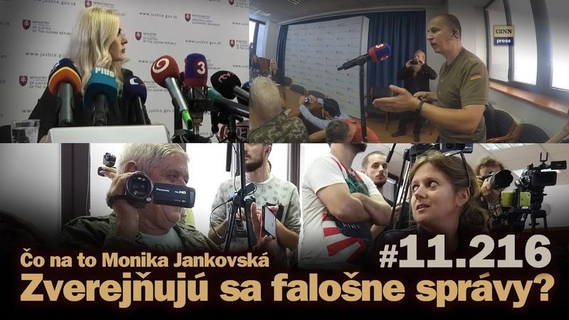 Svinstvo zverejňuje sa možno nastrčená komunikácia Kočnera Čo na to Monika Jankovská 11 216