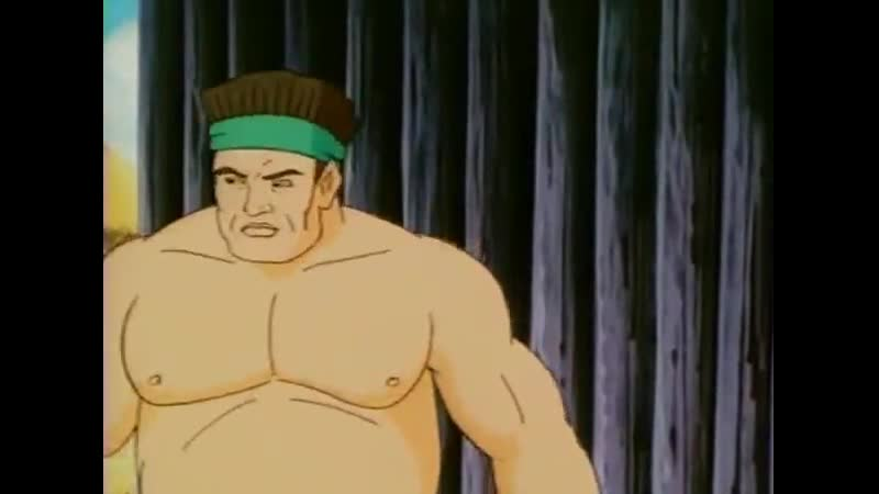 Конан искатель приключений Conan the Adventurer Когда звонит ночной колокол 48 Серия