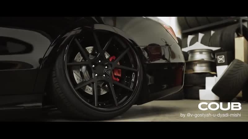 BLACK DEVIL : MERCEDES BENZ S63 AMG