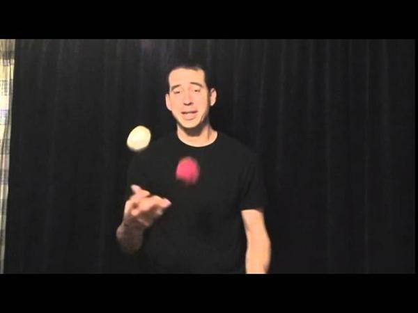 Juggling Class Basic 4: Chop