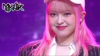 LUNARSOLAR - DADADA (Music Bank)   KBS WORLD TV 210423