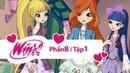 Winx Club Winx Công chúa phép thuật Phần 8 Tập 1 trọn bộ
