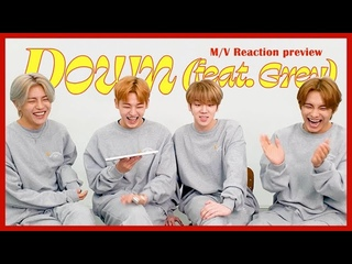 VIDEO   160421    @ 에이스 () - Down (feat. Grey) M/V Reaction preview