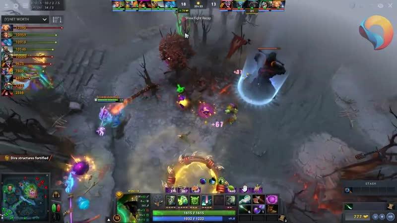 Beast mode Rubick domination by Yapzor