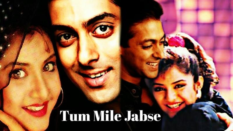 Tum Mile Jabse Song Shalman khan Divya Bharti Fanmade