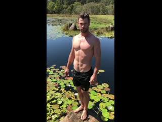 Chris Hemsworth 2 #ngcelebrity