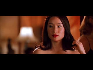 Lucy liu in charlie's angels that's the post