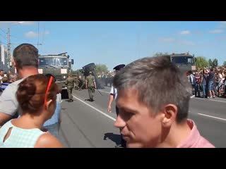 В Курске упал танк Т d rehcrt egfk nfyr