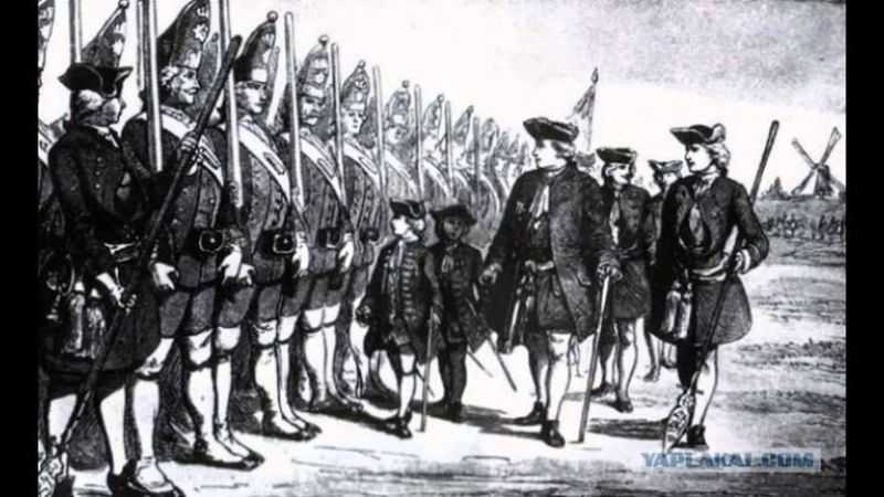 Prussian Glory March Прусский марш