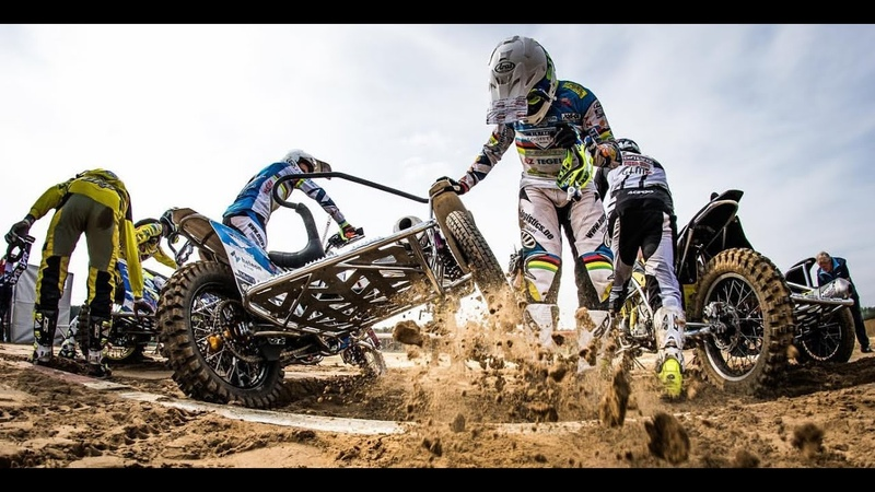 Sidecarcross Saison 2019 (4/4) avec James Blunt The Truth