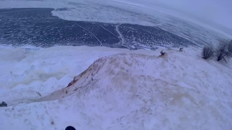 Андома ЮЗ - зимние посадки