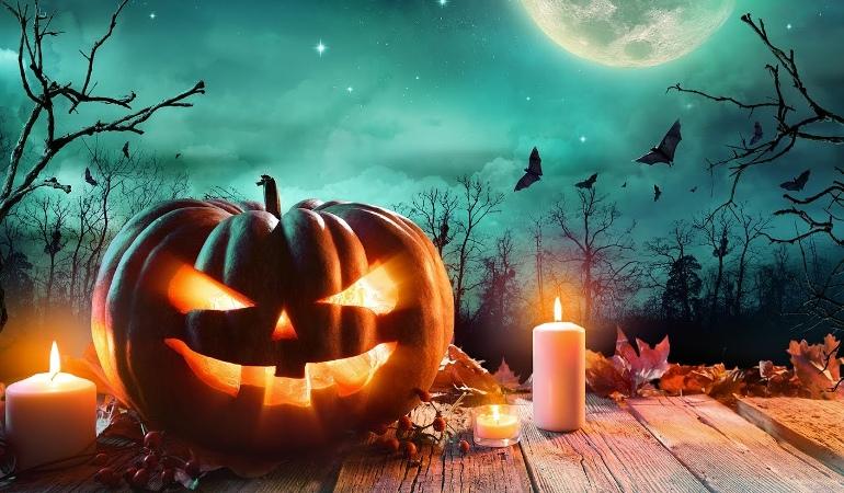 Афиша Саратов Halloween