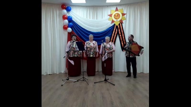 Солисты вокального коллектива Околица Победные частушки