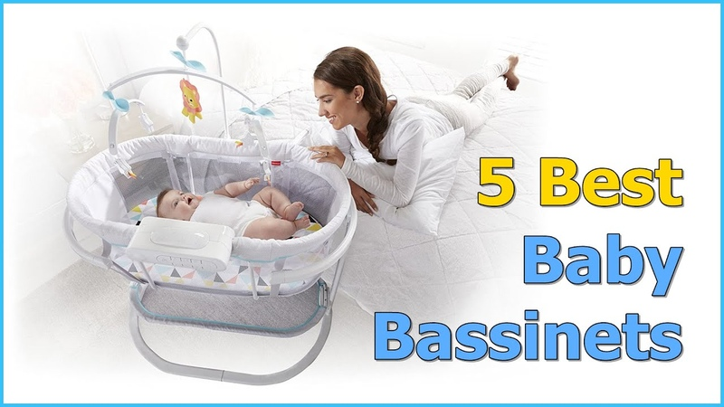 The 5 Best Baby Bassinets to Buy 2020 | Top 5 Bassinets For Baby In 2020