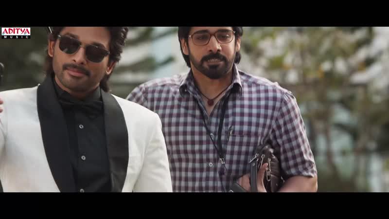 Ala Vaikunthapurramloo Title Song Full Video