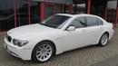 750202 BMW 760LI LONG E66 LIMOUSINE 6.0L V12 445HP 04-03 WHITE 93453KM LHD