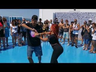 DJ TRONKY 🎵Señorita🎵 👉🏻 MAURIZIO BOLLO Y SIMONA 👈🏻 🌍EVENTO 👉🏻BARCALANDO👈🏻🌍