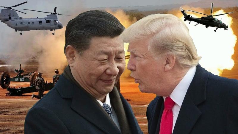CША и Китай сговорились порвать Россию в клочья Китай продался Aмepuкe