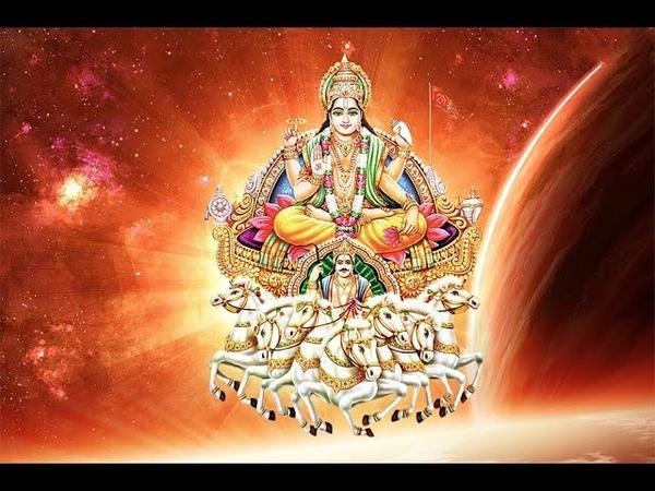 Aditya Hridayam with English Lyrics Most Powerful Lord Surya Mantra