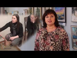 Видеоэкскурсия по выставке, посвящённой 40-летнему Юбилею Котласского объединения художников, часть первая (0+)