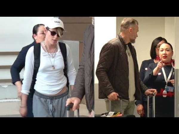 Kristen Stewart Gets Busted At LAX For Using Private Elevator