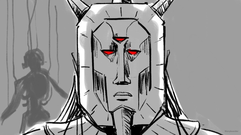 FIRES OF RED MOUNTAIN Morrowind Animatic