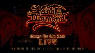 King Diamond - Songs for the Dead Live - The Fillmore in Philadelphia, PA (2015)