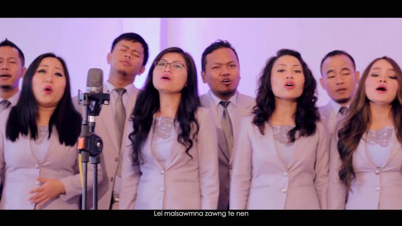 BESY Choir 2015 17 Krista ka nei