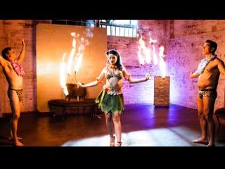 [BurningAngel] Jewelz Blu - Evil Tiki Babes Episode 1 (