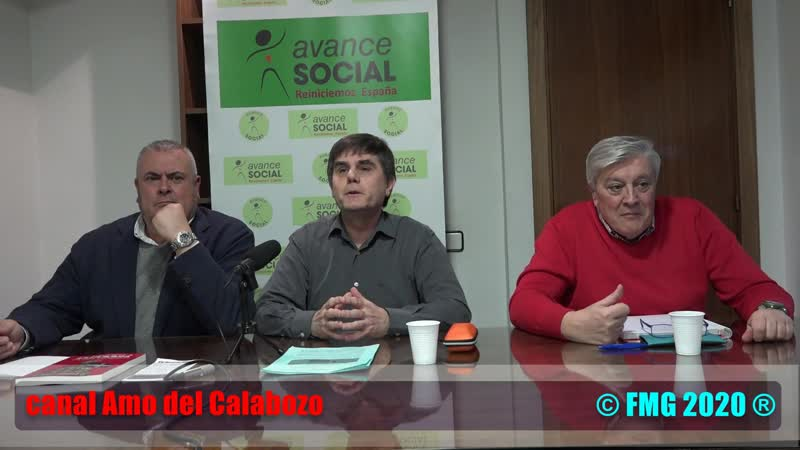 Avance Social Fernando José Vaquero sobre Navarra 18 02 2020